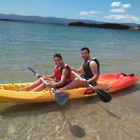 kayak Vilagarcía de Arousa