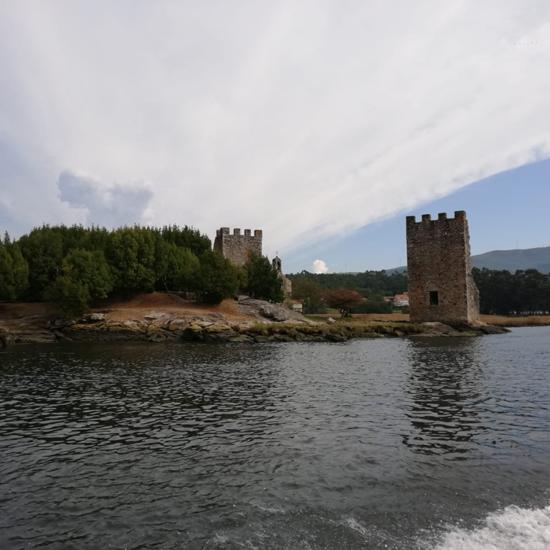 ruta xacobea illa Cortegada